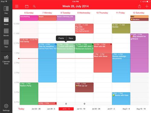 week-calendar-ipad