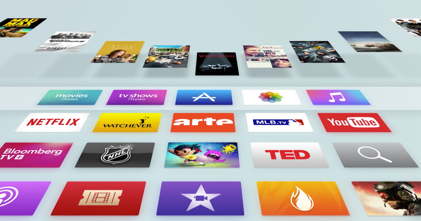 Apple TV Promo-Video