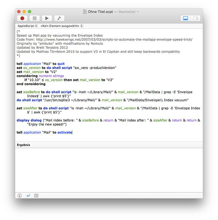 mail-script