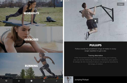 freeletics-app