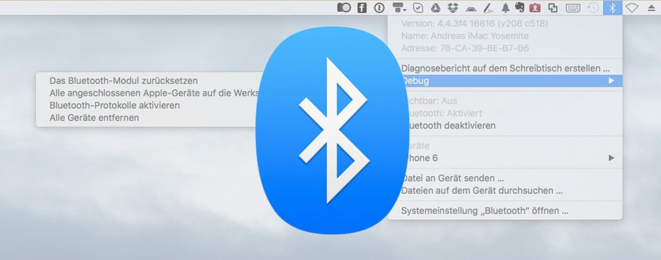 Bluetooth partnersuche