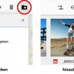 gogle-drive-optionen