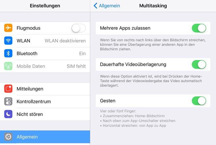 ipad-multitasking-einstellungen