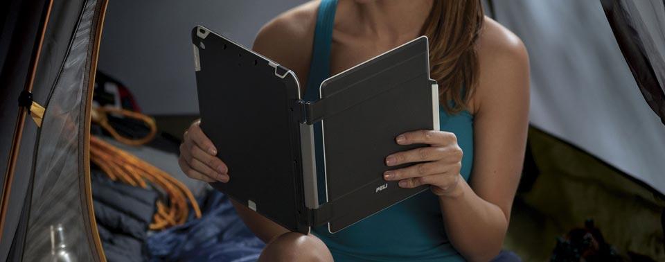 peli cases robuste h llen f r ipad air und ipad mini. Black Bedroom Furniture Sets. Home Design Ideas