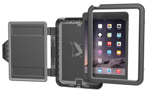peli cases robuste h llen f r ipad air und ipad mini. Black Bedroom Furniture Sets. Home Design Ideas