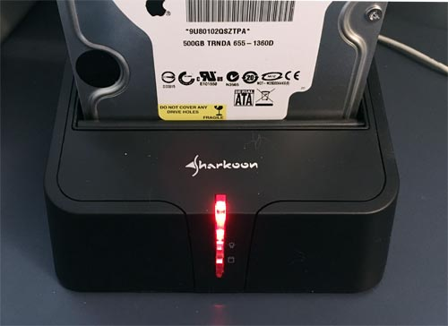Sharkoon SATA QuickPort XT Dock