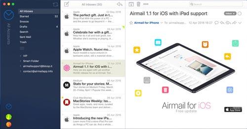 Airmail Mac