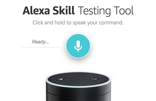 Alexa Echo Simulator Amazon