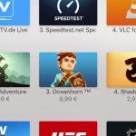 App Store Charts Header