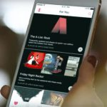 Apple Music Wiedergabeliste