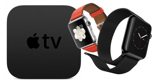 Apple Tv Und Apple Watch