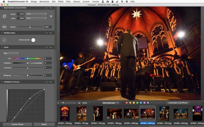 Graphicconverter 10 Mac