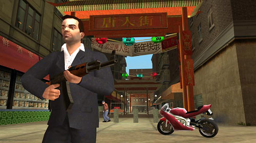 Gta Liberty City