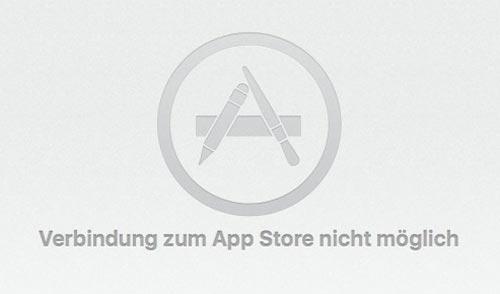 Keine Verbindung Zum App Store