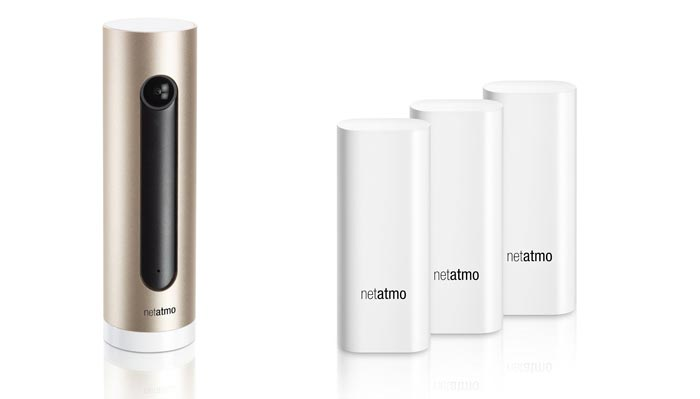 Netatmo Welcome Tags