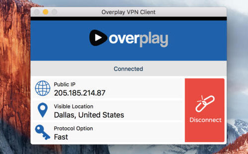 Overplay Vpn App Mac