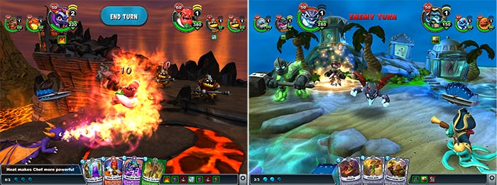 Skylanders Battlecast Impressions