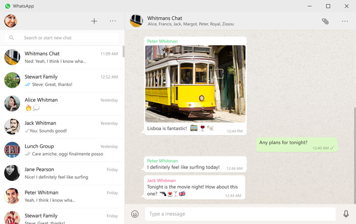 Whatsapp Desktop App Mac