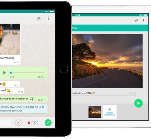 App For Whatsapp Ipad