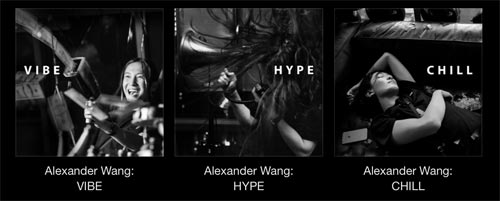 Apple Music Alexander Wang Playlists