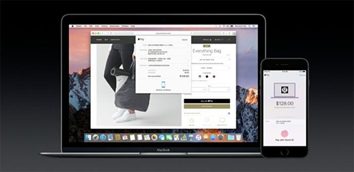 Apple Pay Mac