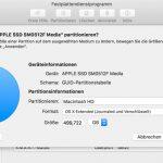 Festplatten Dienstprogramm Macos
