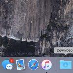 Finder Dock Downloads