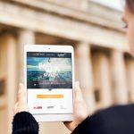 Free Wifi Berlin Ipad