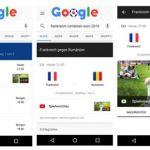 Google Suche EM 2016