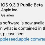 Ios 933 Beta