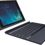 Log Block Ipad Case Mit Tastatur