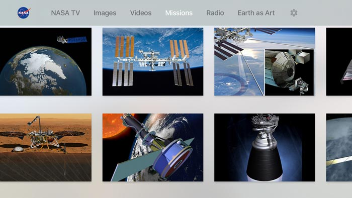 Nasa App Apple Tv