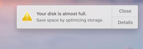 Optimized Storage