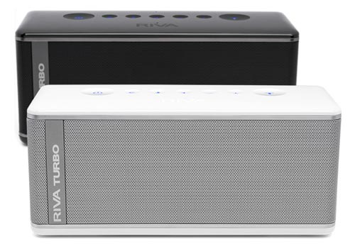 Riva Bluetooth Lautsprecher Turbo X
