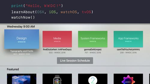Wwdc App Apple Tv 500