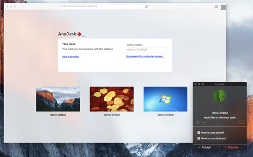 Anydesk Remote Desktop Mac