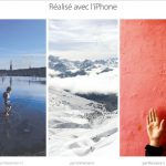 Apple Frankreich Homepage