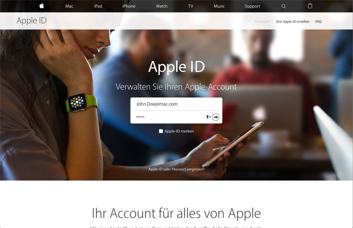 Apple Phishing 1