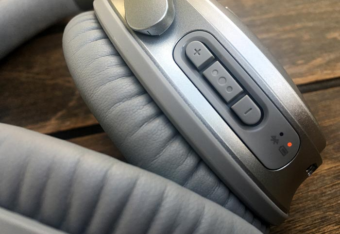 Bose Quietcomfort 35 Bedienung