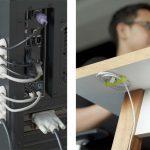 Cabledrop Multi Kabelhalterung