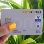 Comdirect Header