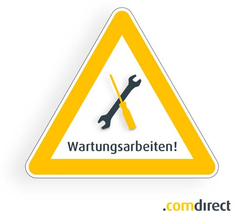 comdirect login probleme