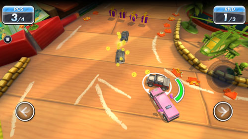 Micro Machines Iphone Ipad