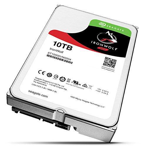 Seagate Ironfwolf 10 Tb Festplatte