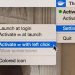 Theine App Mac