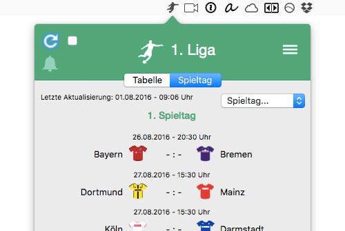 Aktuelle Bundesligaergebnisse Von Heute