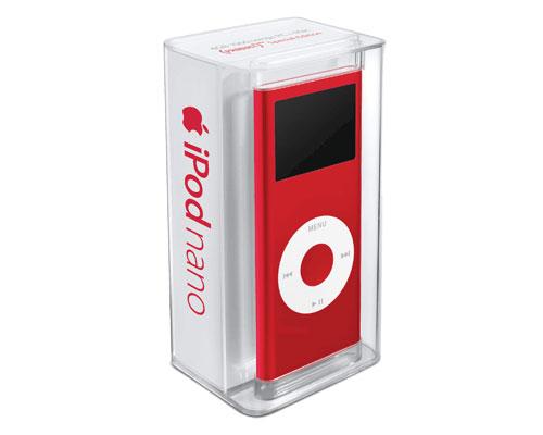 Ipod Nano Red Editon