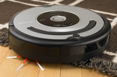 irobot roomba staubsauger f r technikbegeisterte. Black Bedroom Furniture Sets. Home Design Ideas