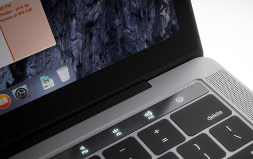 Macbook Pro Oled Funktionstasten