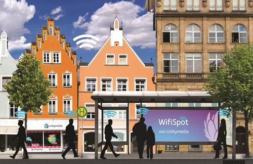 Wifi Spots Fuer Unitymedia Kunden 500
